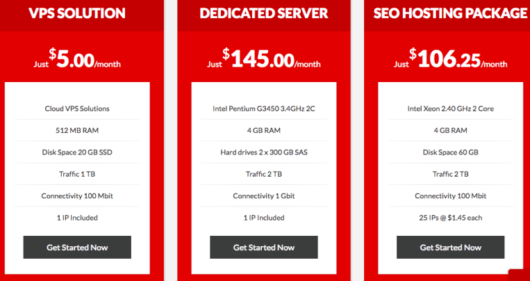 seohostingstars Package