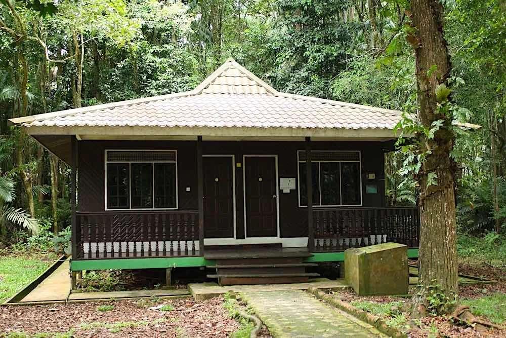 bako national park accommodation