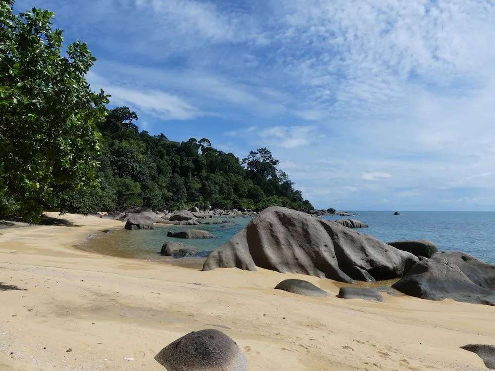 Tanjung Datu National Park