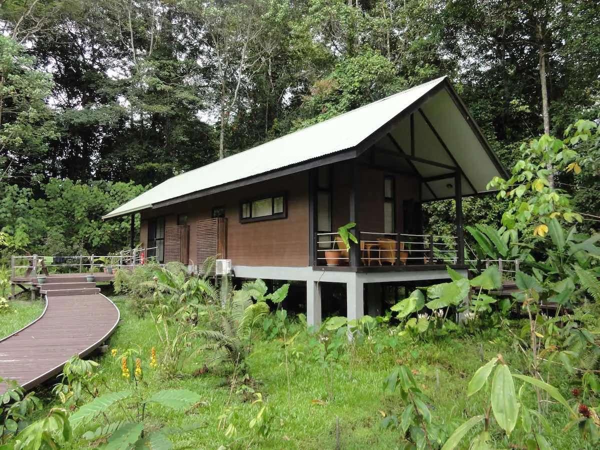 Gunung Mulu National Park accomodation