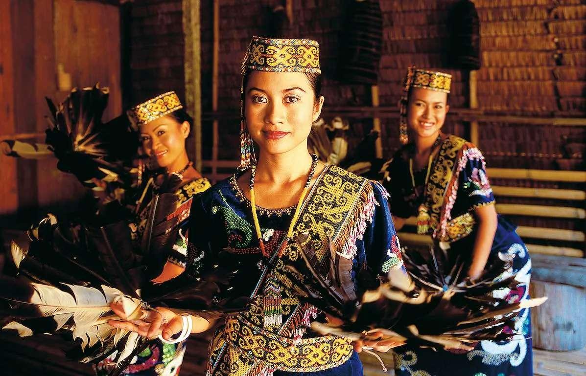 Sarawak Cultural Village near Kuching