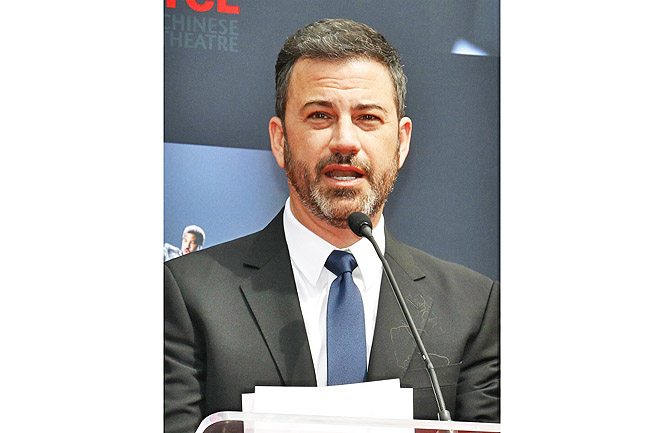 Jimmy Kimmel signs new three-year television deal 1