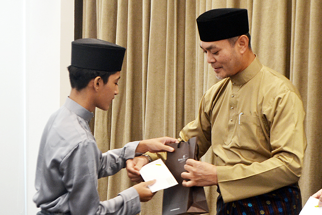 Religious ceremonies, donations enliven holy month of Ramadhan 3