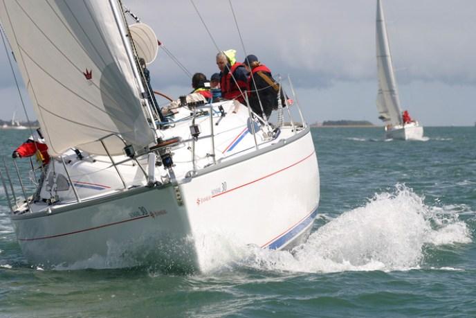 Yatch Sail Karimata