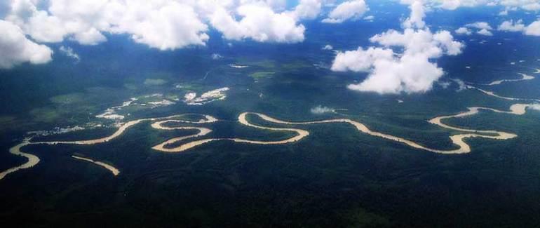 Sungai Kapuas Kalimantan Barat