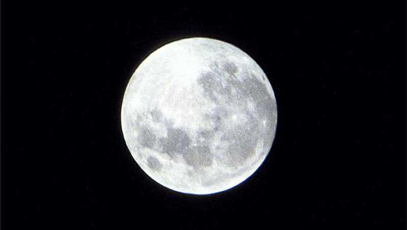 Bulan tak terlihat
