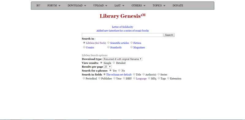 Perpustakaan online gratis