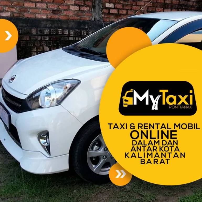 taxi rental mobil pontianak