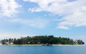 pulau ramdayan kalbar
