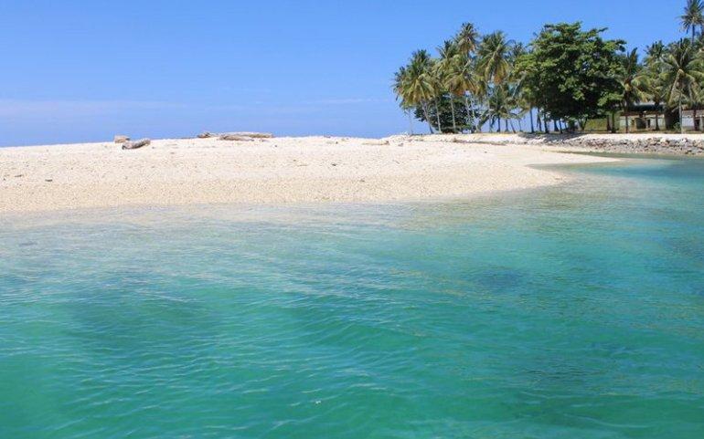 pulau ranayan kalbar singkawang