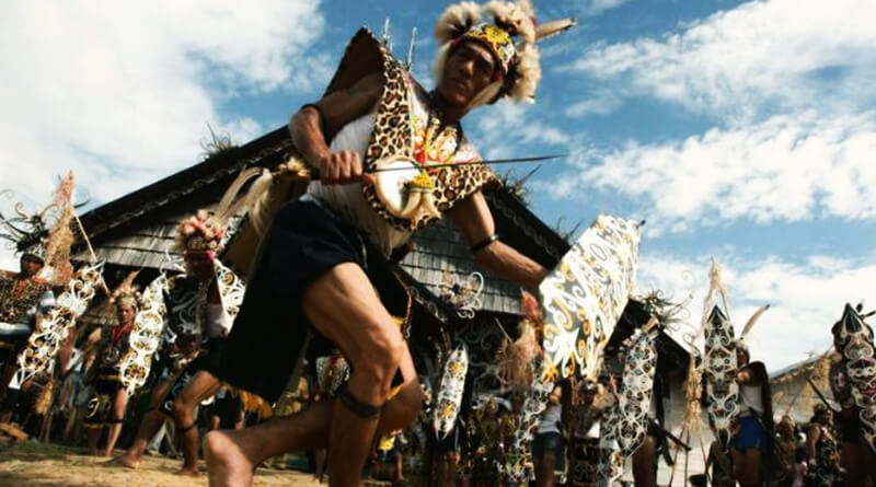 Suku Dayak Kalimantan