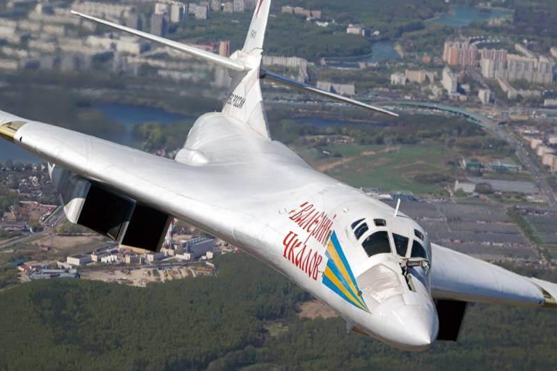 Pesawat Bomber Terbesar di Dunia Tupolev Tu 160