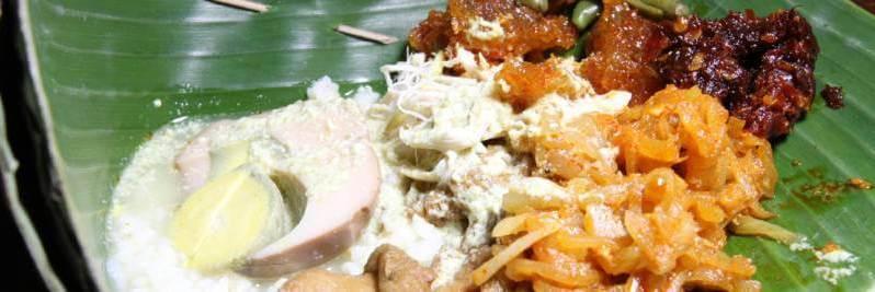 Masakan Nasi Ayam Semarang