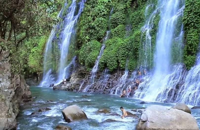 Air Terjun Bidadari Palembang