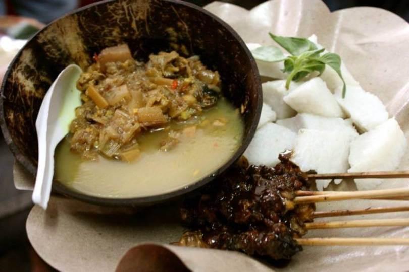 Sayur khas Lombok