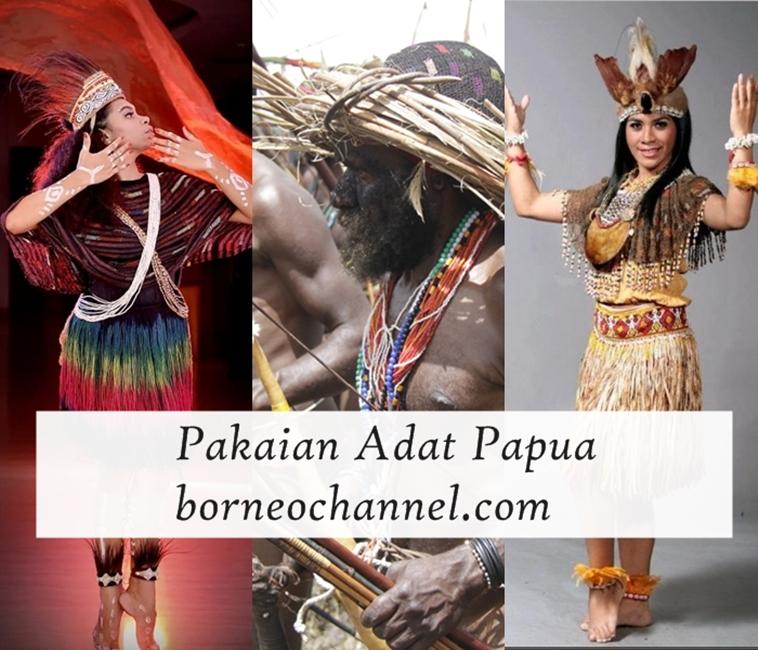 Daftar & Makna Pakaian Adat Papua yang unik dan Khas dari Papua!