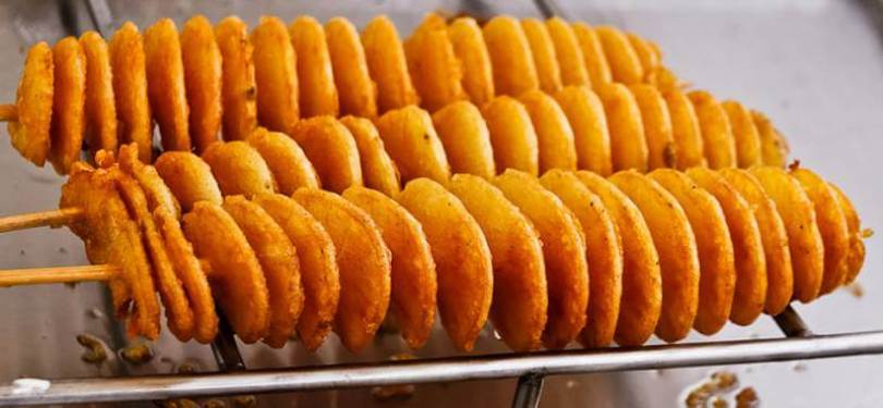 sate kentang cirebon