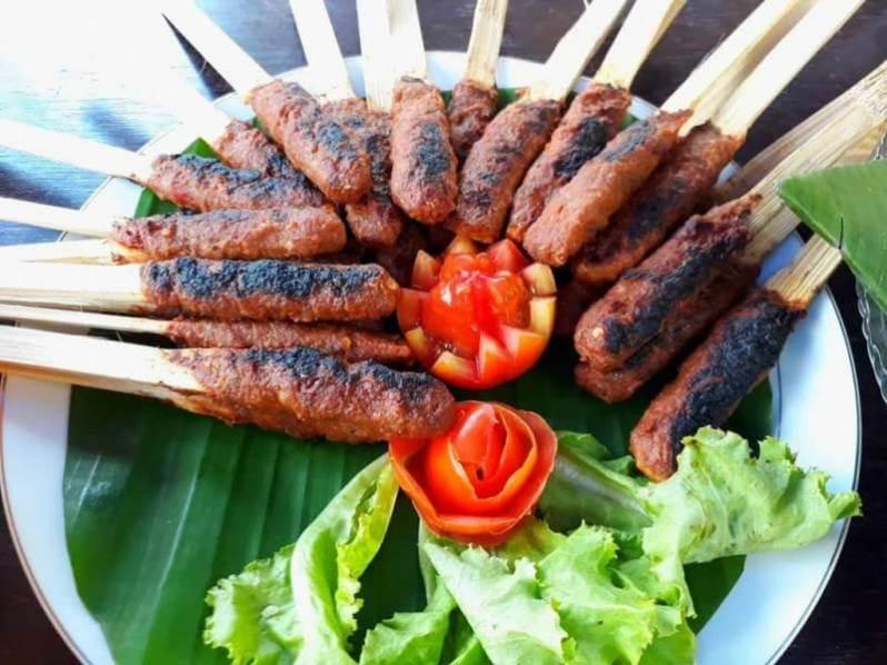 makanan khas lombok utara