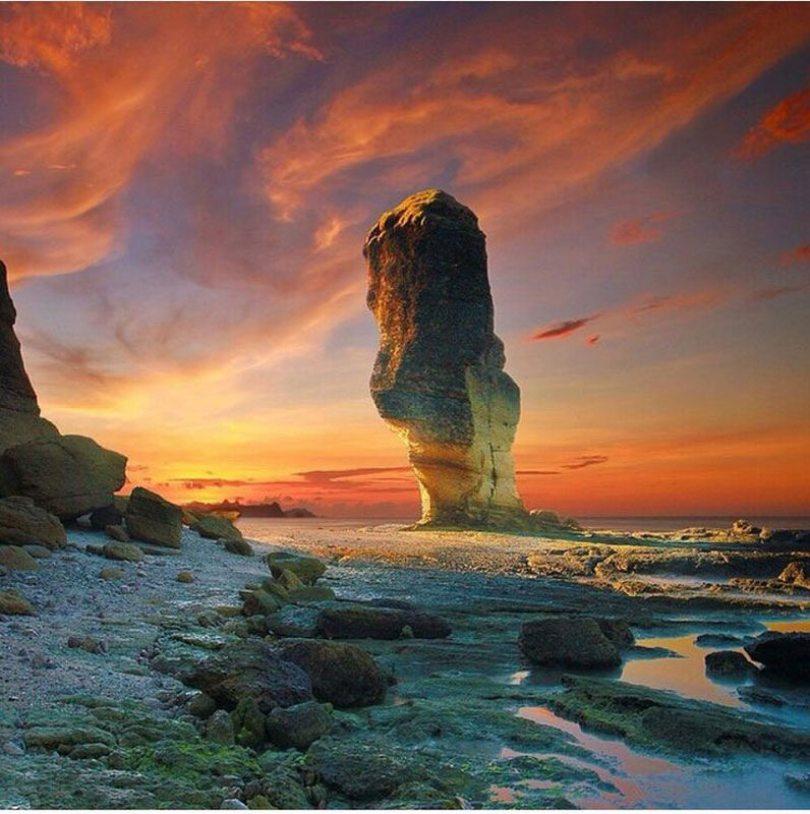Batu Payung, Tanjung Aan