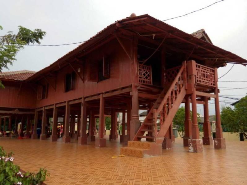 Konstruksi Pembangunan Rumah betawi
