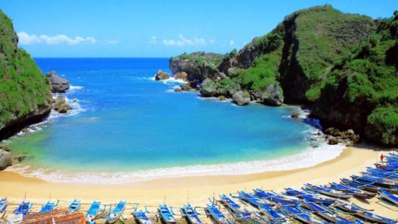 Pantai Ngrenehan Jogja