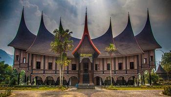 Terlengkap Nama Rumah Adat Sumatera Utara Gambar Sejarah