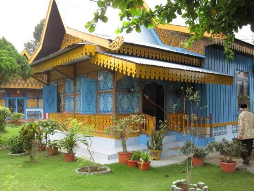 Rumah Melayu Lipat Kajang