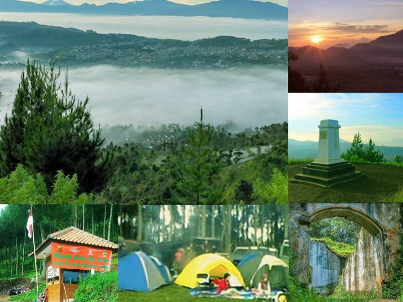 Wisata Gunung Putri Lembang