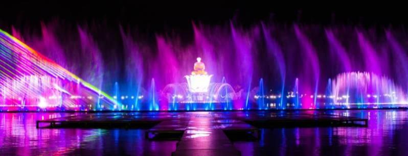 Taman Air Mancur Purwakarta