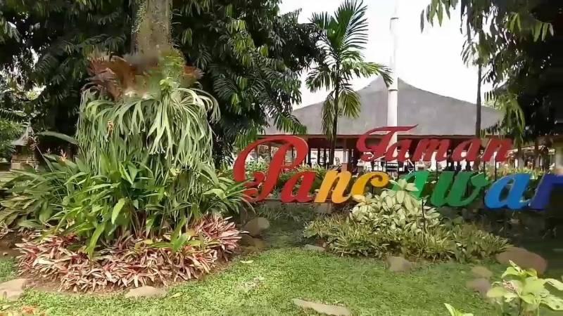 Taman Pancawarna Purwakarta