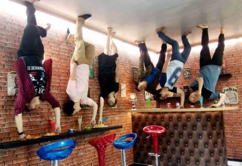 Upside Down World Medan