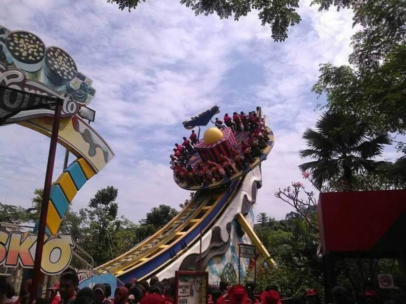 Wisata taraf internasional di Bogor