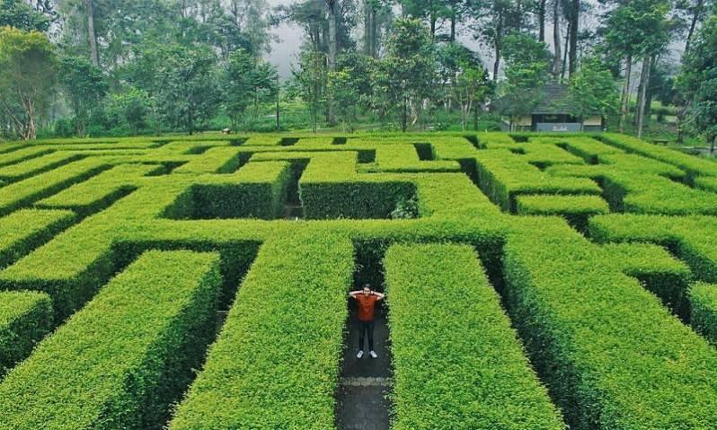 Taman Labirin Medan