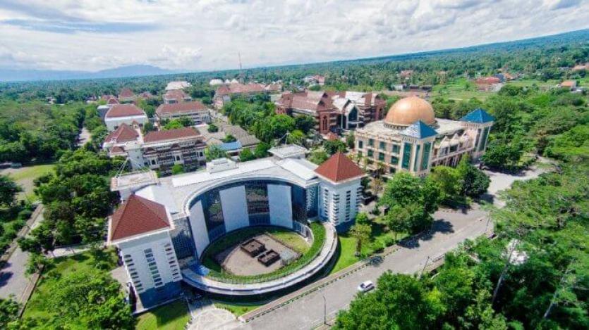 Urutan Ketiga Universitas Terbaik di Indonesia