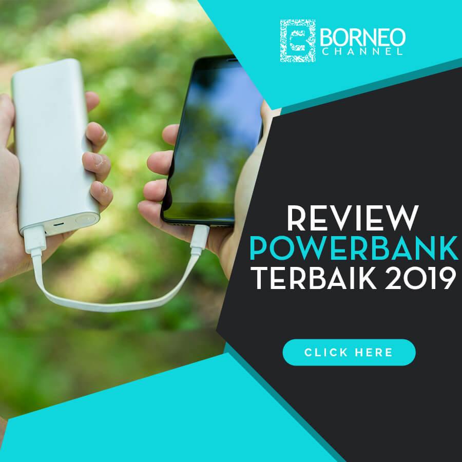 Review Merk Powerbank Terbaik 2019, Fitur Fast Charging dengan Harga Terbaik!