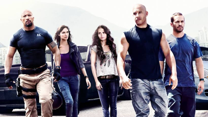 Film The Fast and Furious 7