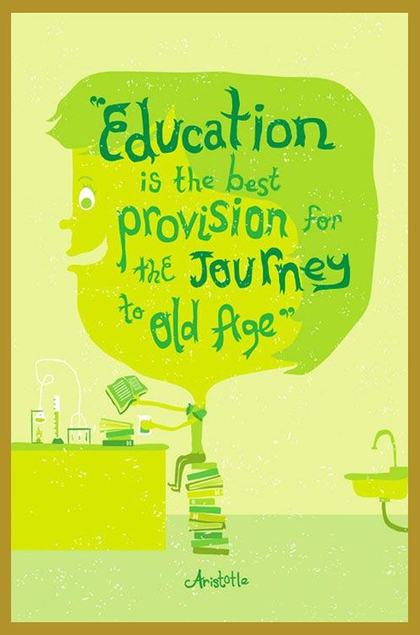 contoh poster seminar pendidikan