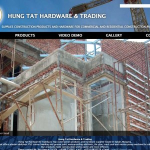 Sabah Malaysia Construction Products and Hardware Supplier
