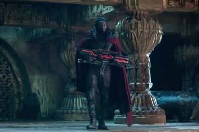 Bishop from X-Men
