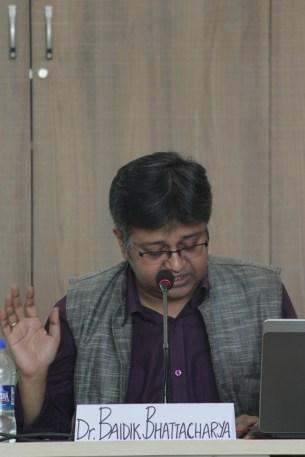 Dr, Badik Bhattacharya