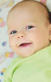 babys udvikling trin for trin - 6 uger