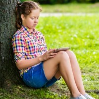 Børn på de sociale medier