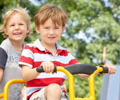 Børnehave venner og legeaftaler