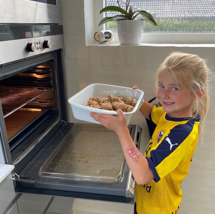 hurtigt i ovnen, med kokkens Hverdagsmad