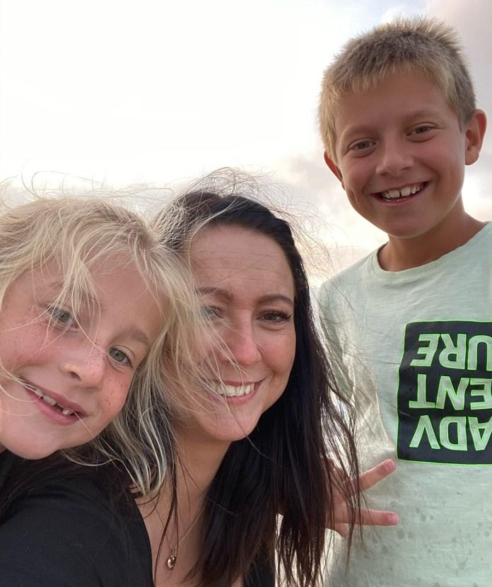 familietur i feriecenter i Blokhus