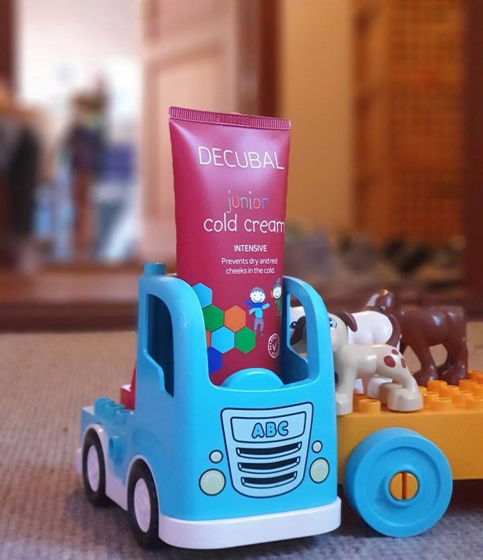 Decubal Junior Cold Cream produktbillede
