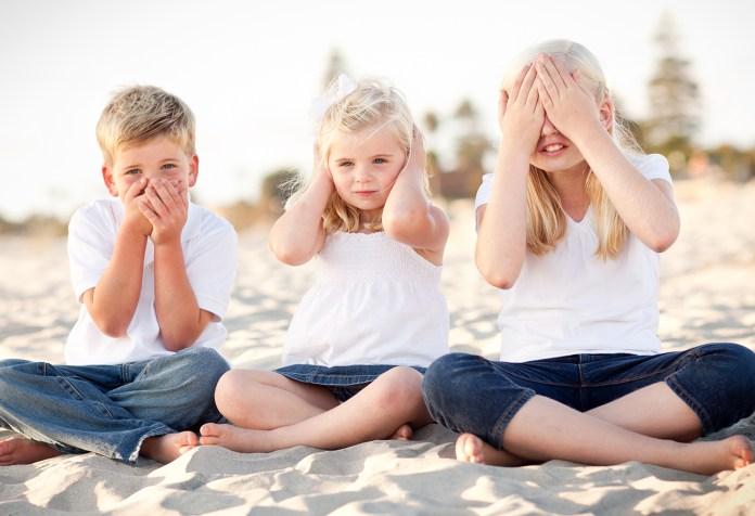 Børn syn og nedsat hørelse