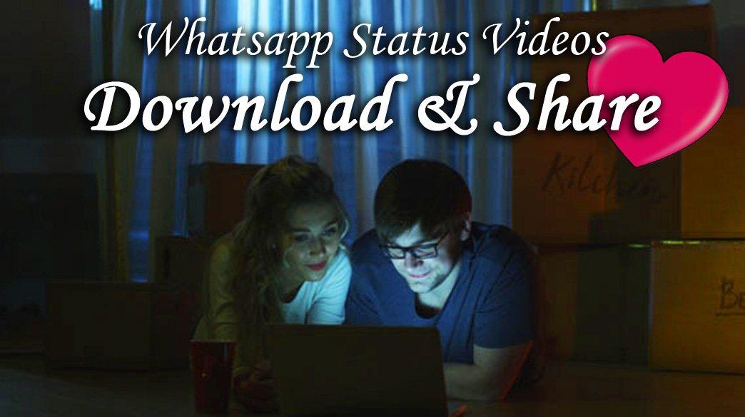 whatsapp status video download 2018