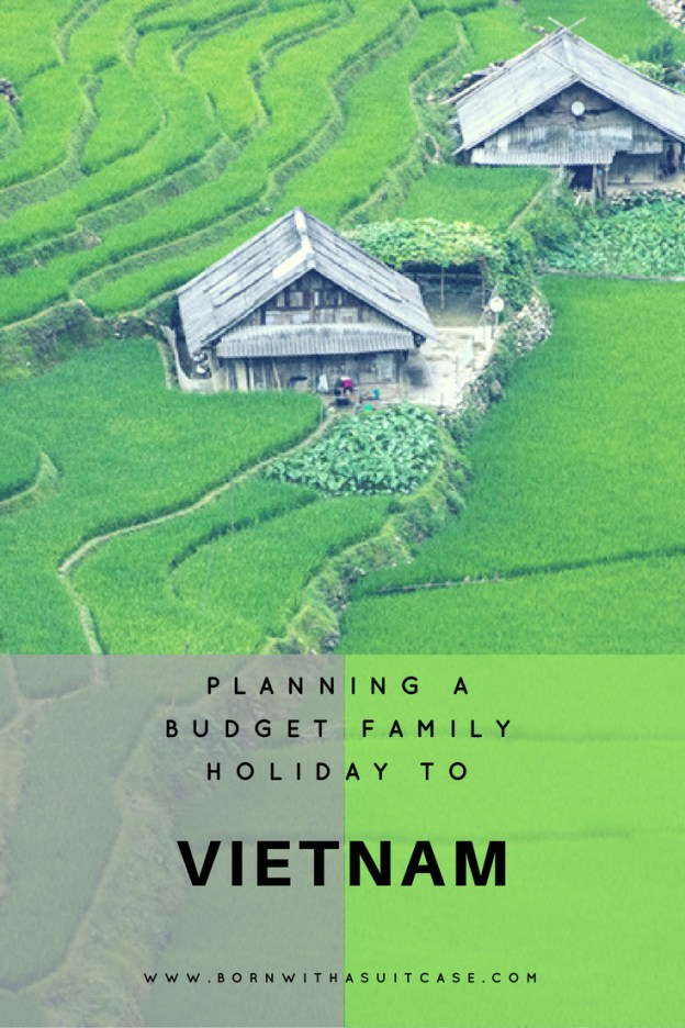 Budget Family Holiday to Vietnam