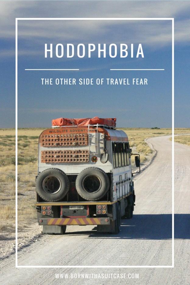 Hodophobia: Fear of Travel